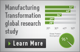 Manufacturing Transformation global research study
