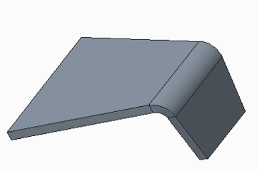 About Recognizing Sheet Metal Design Objects