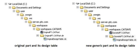 Managing CATIA V5 Design Tables