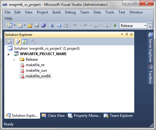 Build the Toolkit DLL